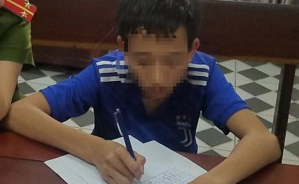 Cậu bé 15 tuổi vờ hỏi đường để thực hiện trót lọt 35 vụ trộm