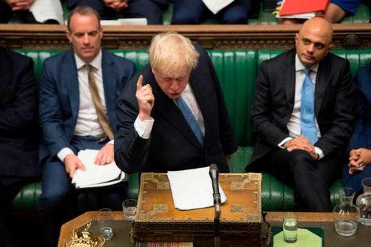 Tân Thủ tướng Boris Johnson tuyên bố 'sẽ làm cho nước Anh vĩ đại trở lại'