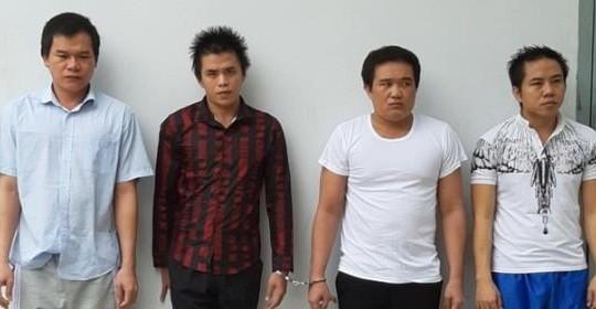 Truy tố băng nhóm thuê xe tải đi trộm cắp trâu bò vùng biên giới