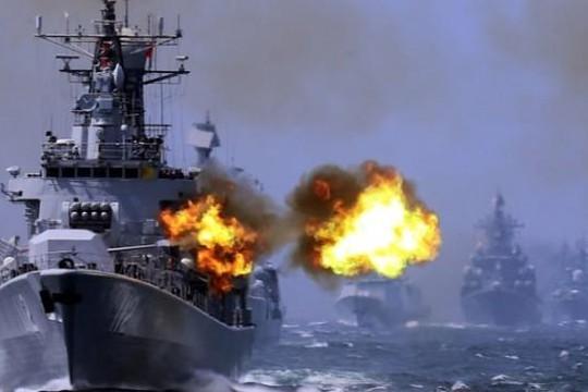 Trung Quốc tiến hành các cuộc tập trận ở vùng biển gần Đài Loan