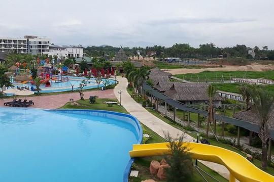 Nhiều dự án du lịch ở Quảng Ngãi triển khai ì ạch