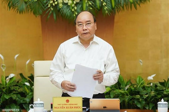 Thủ tướng Nguyễn Xuân Phúc: Kỳ thi THPT năm nay tốt hơn, nền nếp hơn