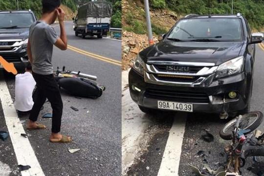 Dân mạng tìm ra danh tính phượt thủ đổ đèo Tam Đảo tông bể đèn ô tô rồi trốn