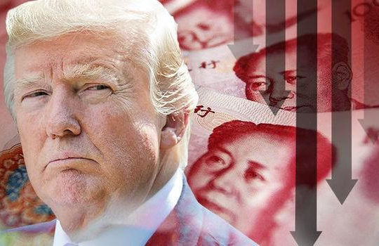 Trung Quốc tuyên bố phá giá nhân dân tệ để trả đũa Mỹ