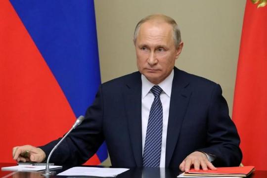 Tổng thống Nga gửi thông điệp cảnh báo sau khi Mỹ rút khỏi INF