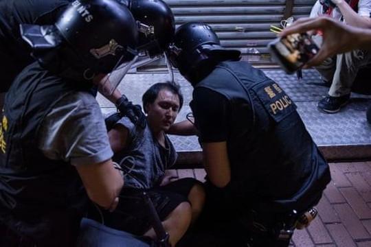 Úc cảnh báo công dân không nên đến Hồng Kông vì bạo lực