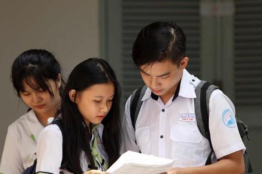 Điểm chuẩn của các trường ĐH tại TP.HCM