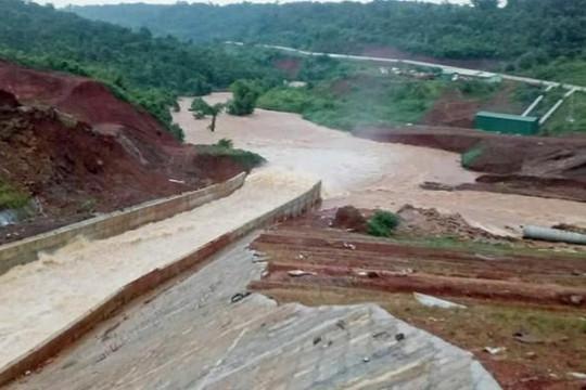 Đập thủy điện Đăk Kar nguy cơ vỡ: Yêu cầu di dời khẩn cấp người dân