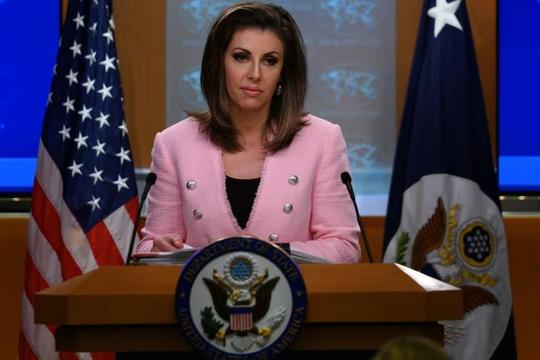 Mỹ lên án TQ công khai danh tính nhà ngoại giao gặp người biểu tình Hồng Kông