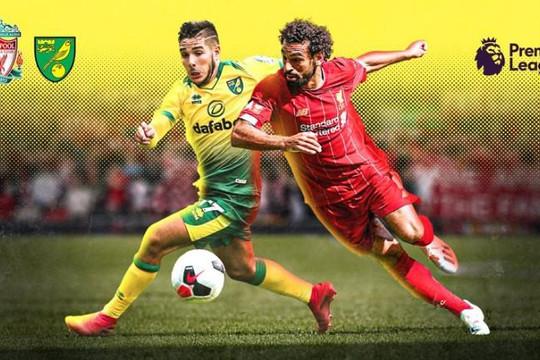 Liverpool - Norwich City: Tân binh Premier League có vượt qua được tử địa Anfield?