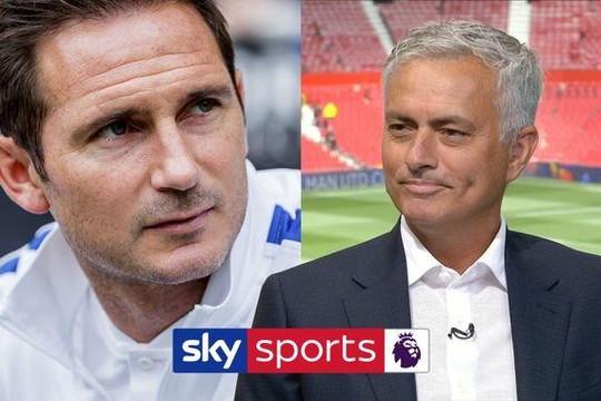 Mourinho chỉ trích Lampard không biết cách dùng người khiến Chelsea thua đậm M.U