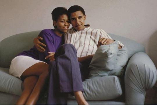 Đọc 'Chất Michelle' hiểu thêm xã hội và con người Mỹ - kỳ 1: Cuộc tình Michelle - Obama