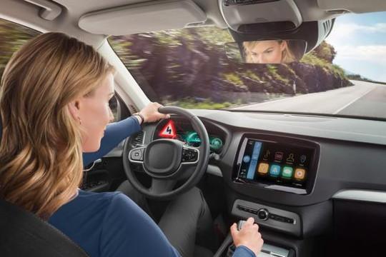 Bosch phát triển màn hình 3D không kính trên xe hơi