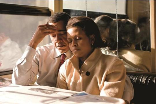 Đọc 'Chất Michelle' hiểu thêm xã hội và con người Mỹ - kỳ 2: Tranh cử, cuộc chiến khốc liệt