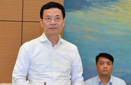 Bộ trưởng Nguyễn Mạnh Hùng: Không để 'não' người Việt Nam ở nước ngoài