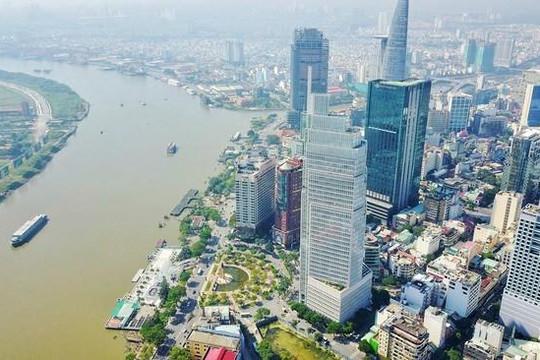 TP.HCM xây cầu đi bộ qua sông Sài Gòn nối quận 1 với khu Thủ Thiêm