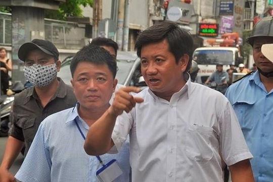 TP.HCM đề xuất cho ông Đoàn Ngọc Hải thôi việc