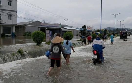 Phú Quốc sẽ điều chỉnh quy hoạch để có phương án chống ngập
