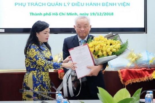 BV Chợ Rẫy: Bộ Y tế không chấp thuận GS.TS Nguyễn Văn Khôi kéo dài công tác