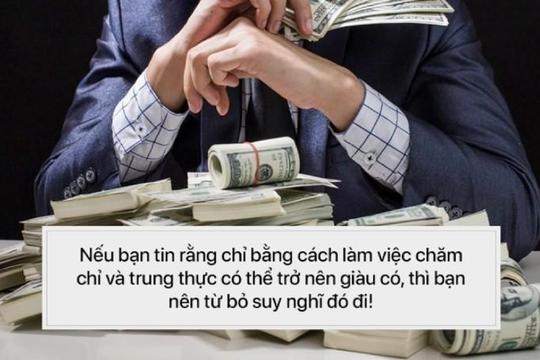 Kiếm 1 triệu USD chỉ trong 36 giờ: Bí quyết chỉ là 1 từ, nhưng ai cũng 'tặc lưỡi cho qua'