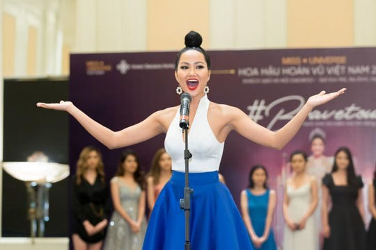 Hoa hậu H'Hen Niê: 'Tôi đang hạnh phúc trong tình yêu nhưng chưa vội kết hôn'
