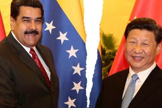 Trung Quốc bất ngờ quay lưng với Venezuela cho vừa lòng Mỹ