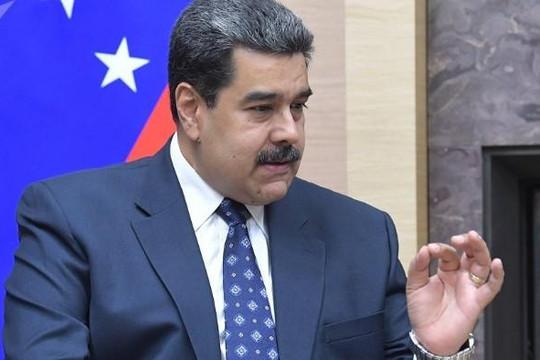 Tổng thống Venezuela Maduro xác nhận đang đối thoại với Mỹ