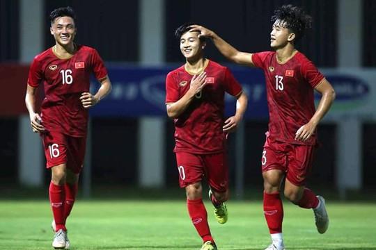 Ghi bàn cho U.22 Việt Nam, Martin Lò vẫn không được HLV Park Hang-seo chọn