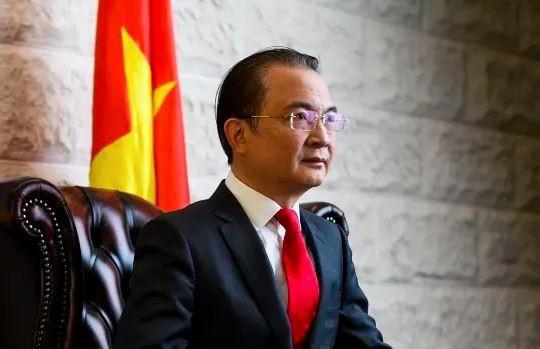 Đại sứ Việt Nam lên án hành động của Trung Quốc tại Biển Đông trên báo Úc