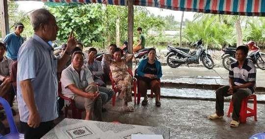 Kiên Giang: Giả vờ bị bắt cóc vì nợ 5 tỉ đồng