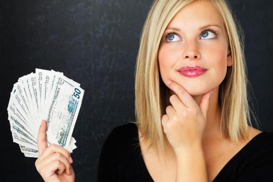Cách giải quyết tài chính của phụ nữ hiện đại