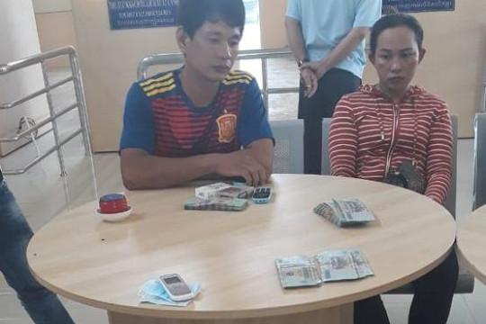 An Giang: Định mang sang Campuchia gần 450 triệu đồng để đánh bạc