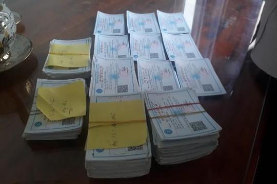 Bạc Liêu: Phát hiện hàng nghìn thẻ BHYT cấp trùng tên