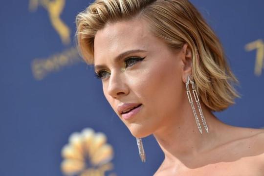 Scarlett Johansson - Nữ minh tinh kiếm tiền giỏi nhất trong dòng phim siêu anh hùng