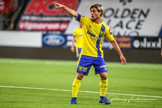 Công Phượng đá chính ở đội trẻ, Sint-Truidense vẫn thua thảm