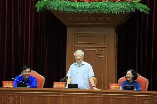 Tổng Bí thư, Chủ tịch nước: Có đức mới có thể làm được những việc nhân nghĩa
