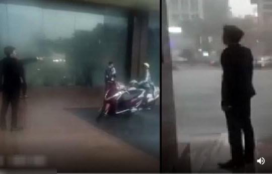 Nhân viên đuổi 2 mẹ con trú mưa, khách sạn Grand Plaza Hà Nội bị chấm 1 sao hàng loạt