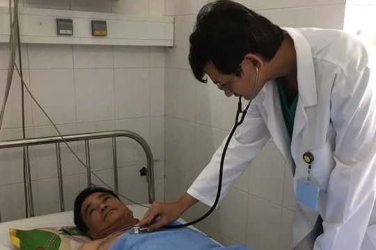 Bệnh nhân 60 tuổi bị xuất huyết tiêu hóa nguy kịch!
