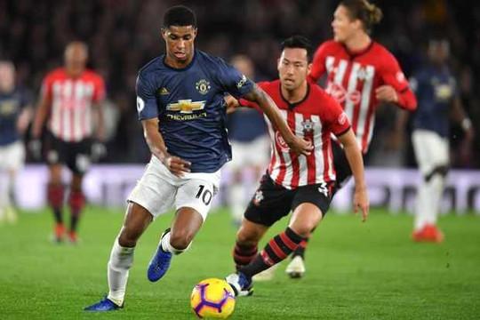 Dự đoán đội hình M.U đối đầu Southampton: Rashford dẫn dắt hàng công Quỷ đỏ