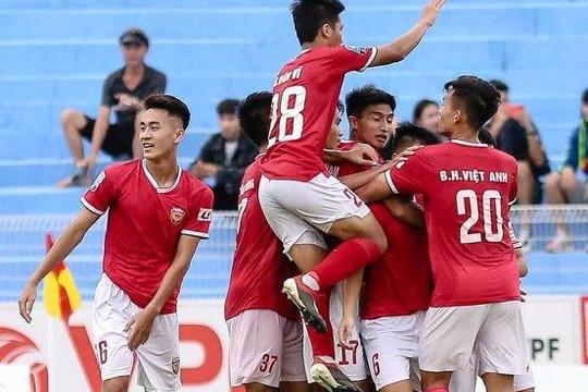CLB HL Hà Tĩnh vô địch sớm 2 vòng, giành vé chơi V.League mùa sau