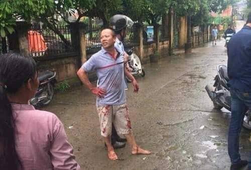 Hà Nội: Anh trai truy sát gia đình em ruột, 5 người thương vong