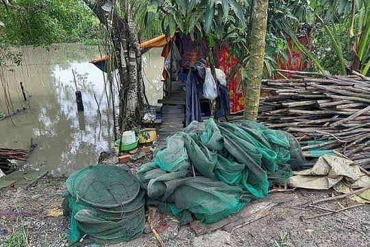 An Giang: Nông dân vẫn đau đáu ngóng lũ