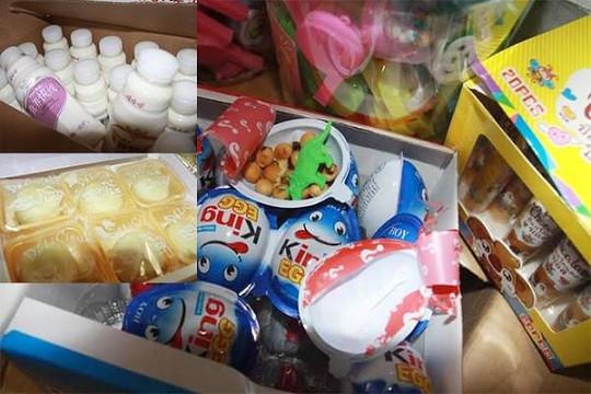 Bánh kẹo '3 không' làm 'nhộn nhịp' thị trường Tết Trung thu 2019