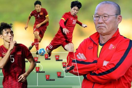 Thuyền trưởng tuyển Việt Nam loại Hà Minh Tuấn khỏi danh sách đấu Thái Lan