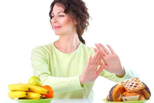 Thực phẩm làm giảm quá trình trao đổi chất