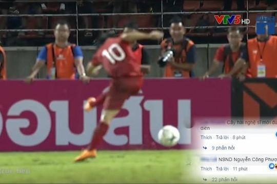 Fan gọi Công Phượng là nghệ sĩ hài, em Mr. Bean làm trọng tài trận Thái Lan - Việt Nam?