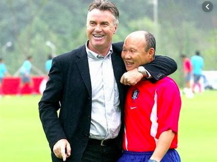 HLV Park Hang-seo được thay 11 cầu thủ trong trận đối đầu với thầy cũ Guus Hiddink