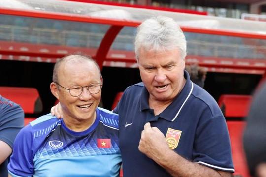 'Đá với U.22 Trung Quốc dưới tài dẫn quân của Hiddink là cơ hội tốt cho Việt Nam'