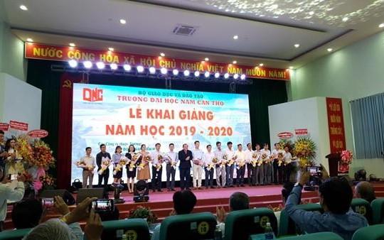 Trường đại học Nam Cần Thơ tuyển 3.500 sinh viên năm học mới