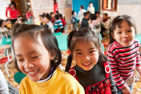 Lọ đựng tình thương: Cùng tạo nên điều kỳ diệu tại các làng tẻ SOS Việt Nam